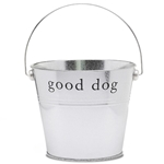 Good Dog Treat Pail - Unique Dog Gifts