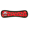 Tuffy Pet Toys Ultimate Bone – Red Paws