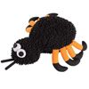 Zanies Freaky Squeaky Spiders Dog Toy
