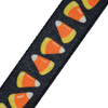 Candy Corn Designer Collar for Microlite Collars