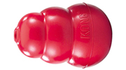 Kong Hard Rubber Dog Toy