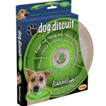 Light up Dog Discuit Flying Disk