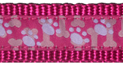 Invisible Fence® Pink Paw Collar