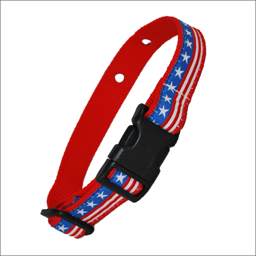 Pre-Punched Nylon Dog Collars- More Than 25 Different Patterns & Colors - Durable - Invisible Fence® Brand Compatible
