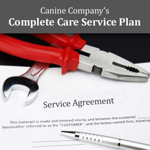 1 Year Complete Care Service Plan - Includes 1 Year Battery Plan - Canine Company