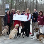 Canine Company Supports Norwalk River Valley Trail Expansion