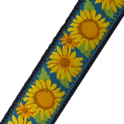 Up Country Bright Sunflower MicroLite® Collar