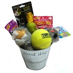 Good Dog Gift Pail