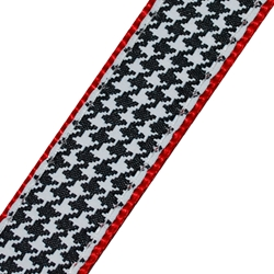 Up Country Houndstooth MicroLite® Collar