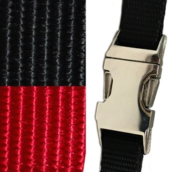 MicroLite®  Nylon with Metal Clasp | Canine Company Collars