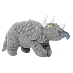 Mighty® Triceratops Dog Toy