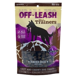Off-Leash Soft Bakes Duck & Sweet Potato