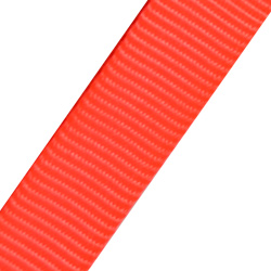 Lupine Blaze Orange Microlite Dog Collar l Collars and Leashes