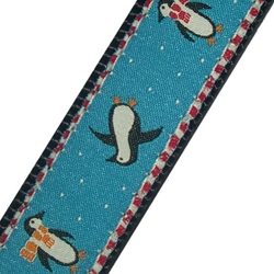 Up Country Playful Penguins MicroLite® Collar