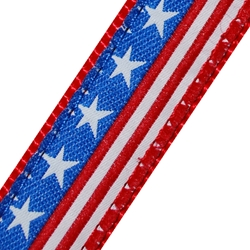 Up Country Stars and Stripes MicroLite® Collar