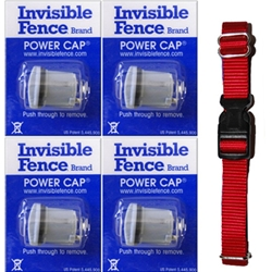 3-Volt Power Cap® Microlite® Nylon Bundle