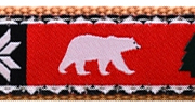 Up Country Polar Bear Collar