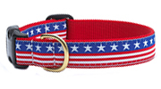 Up Country Stars and Stripes Collar