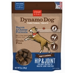 Dynamo Dog Functional Soft Chews Hip & Joint: Bacon Cheese 5oz