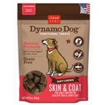 Dynamo Dog Functional Soft Chews Skin & Coat: Salmon 5oz