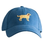 Embroidered Yellow Lab Hat