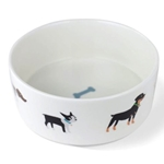 Happy Breeds Pet Bowl - Large