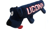 UCONN Huskies Tube Toy