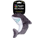 Sea Plush Shark - Med