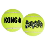 "Air Kong® Squeaker Tennis Balls - 2.5"" Medium"