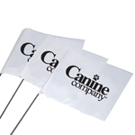Pet Containment Training Flags