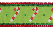 Up Country Candy Cane Collar