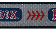 Game Wear Red Sox Collar