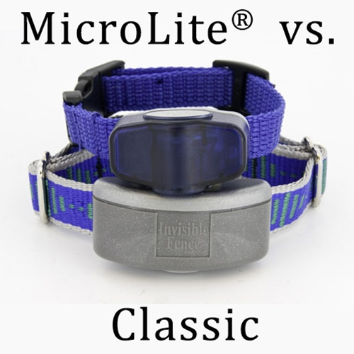 Replacement Collar for Invisible Fence® MicroLite Receiver Collar